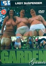 Lady Suspender Garden Games Ein Knaller für UPSKIRT FANS !