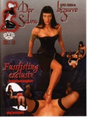 Fussfisting & Rohrstock (FEMDOM Girl-to-Girl) Der bizarre Salon