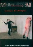 Hard Punishment  Canes & Whips