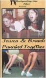 Jessica & Brandi Punished Together REALSPANKINGS