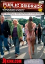 KINK! Public Disgrace: Big Natural Tits Exposed in the Street
