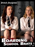 British Discipline Boarding School Brats