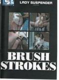 Lady Suspender Brush Strokes