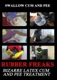 Rubber Freaks Swallow Cum