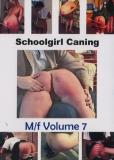 Schoolgirl Caning - M/F 7