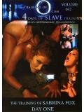 The Training of Sabrina Fox Day 1 - 4 Days of Slavetraining