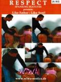 Wie der Vater so der Sohn- 2 junge Damen werden bestraft